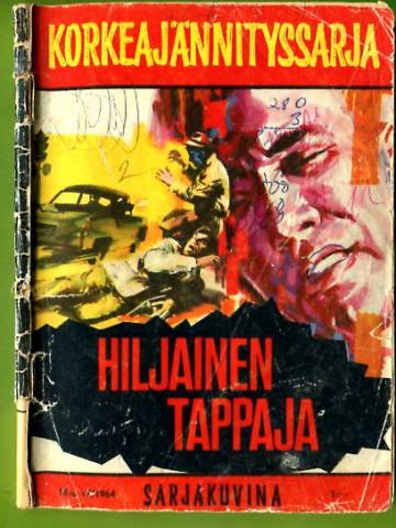 Korkeajännityssarja 17/64 - Hiljainen tappaja