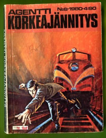 Agentti-Korkeajännitys 8/80