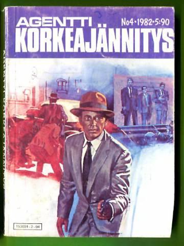 Agentti-Korkeajännitys 4/82