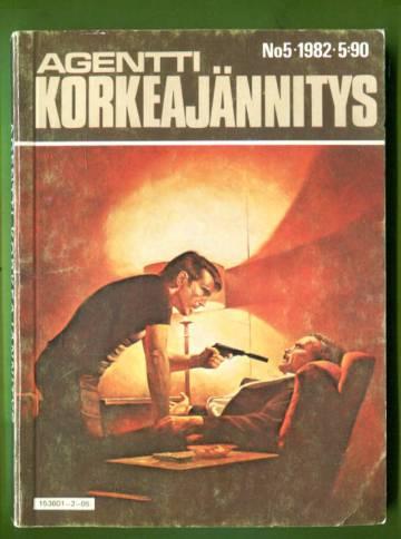 Agentti-Korkeajännitys 5/82