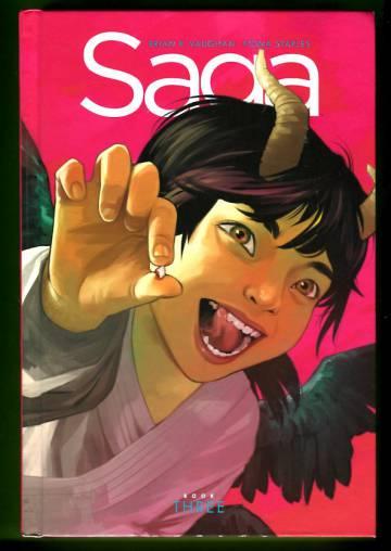 Saga Book 3