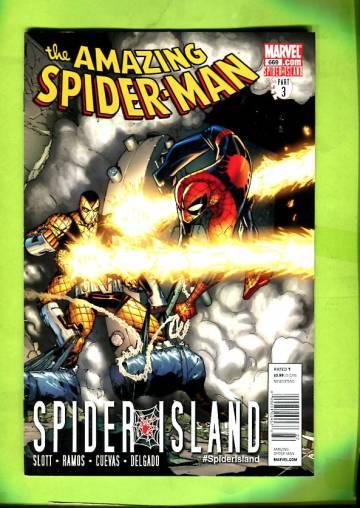 The Amazing Spider-Man #669 Nov 11