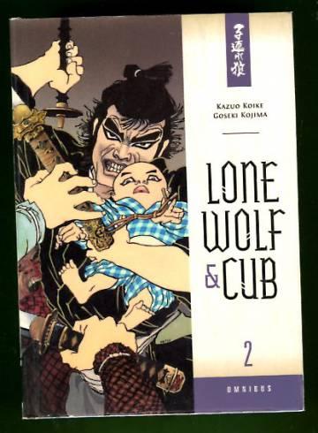 Lone Wolf and Cub Omnibus Vol. 2