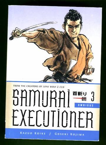 Samurai Executioner Omnibus Vol. 3