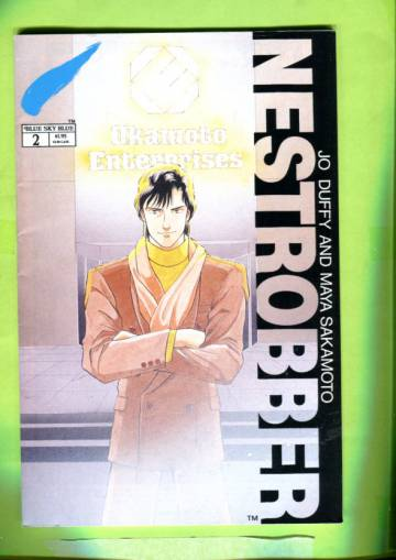 Nestrobber #2 Jun 94