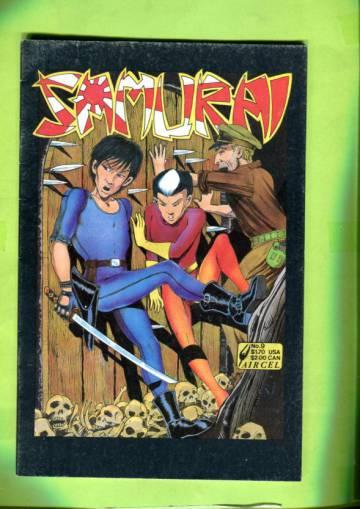 Samurai #9 1986