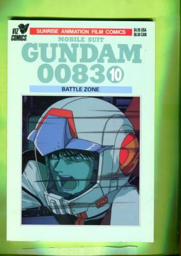 Mobile Suit Gundam 0083 #10 1994