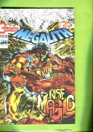 Megalith #6 Dec 93