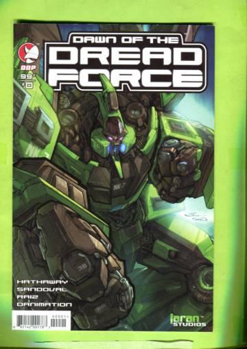 Dread Force #0 Dec 08