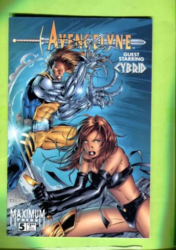 Avengelyne Vol 2 #5 Aug 97