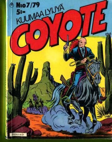 Coyote 7/79 - Kuumaa lyijyä