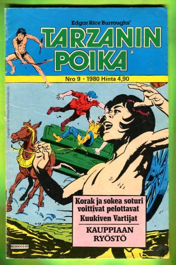 Tarzanin poika 9/80