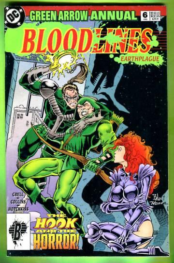 Green Arrow Annual #6 1993