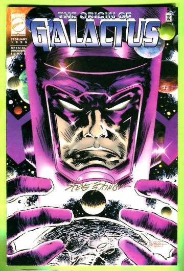 Origin of Galactus Vol 1 #1 Feb 95