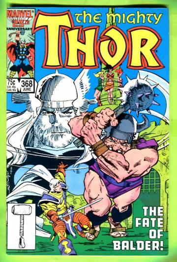 Thor Vol 1 #368 Jun 86