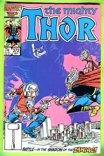 Thor Vol 1 #372 Oct 86