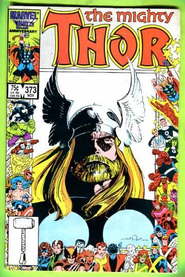 Thor Vol 1 #373 Nov 86