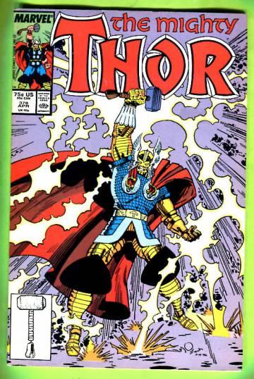 Thor Vol 1 #378 Apr 87