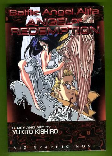 Battle Angel Alita 5 - Angel of Redemption
