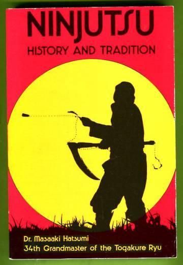 Ninjutsu - History and Tradition