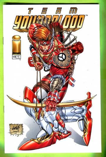 Team Youngblood Vol.1 #19 Jun 95