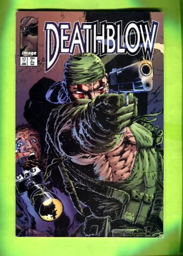 Deathblow #17 Jun 95