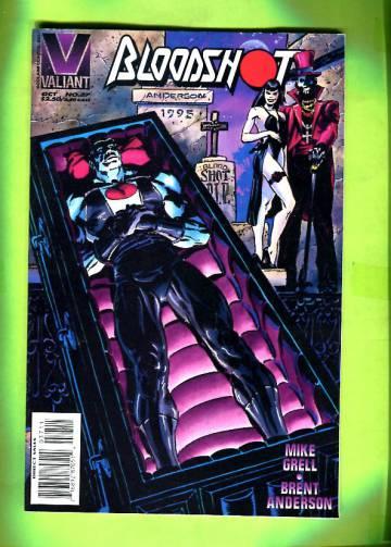 Bloodshot #37 Oct 95