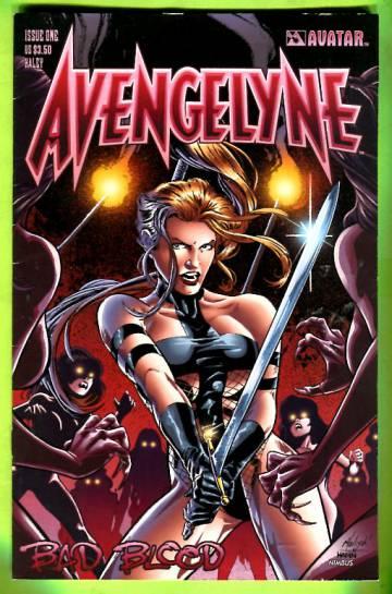 Avengelyne: Bad Blood #1 Aug 00