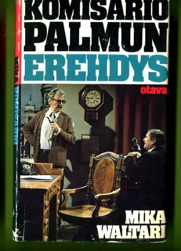 Komisario Palmun erehdys - Salapoliisiromaani