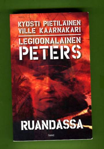 Legioonalainen Peters Ruandassa