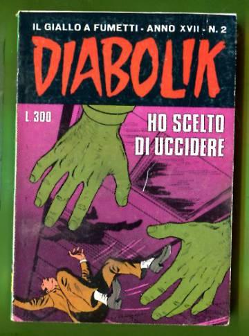 Diabolik - Ho scelto di uccidere