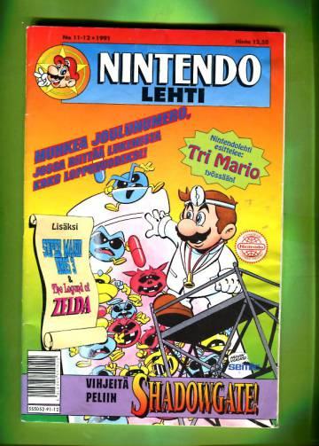 Nintendo-lehti 11-12/91