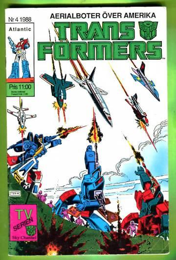 Transformers 4/88 (ruotsinkielinen)