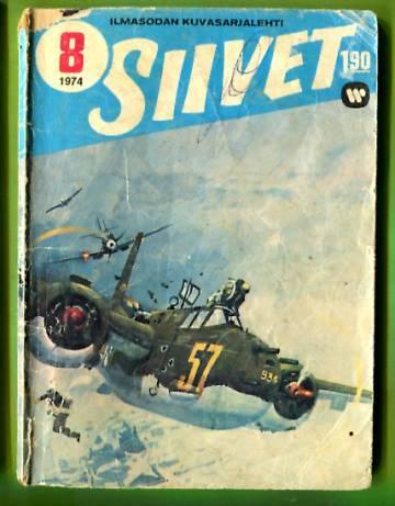 Siivet 8/74 - Stalingradin taivas palaa