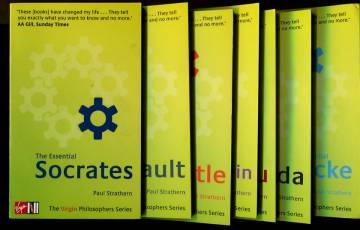 The Virgin Philosophers -Series (8 kpl)