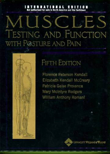Muscles - Testing and Function with Posture and Pain