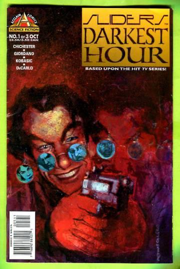 Sliders Darkest hour Vol 1 #1 (of 3) Oct 96