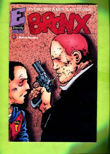 The Bronx #1 (of 3) Jul 91