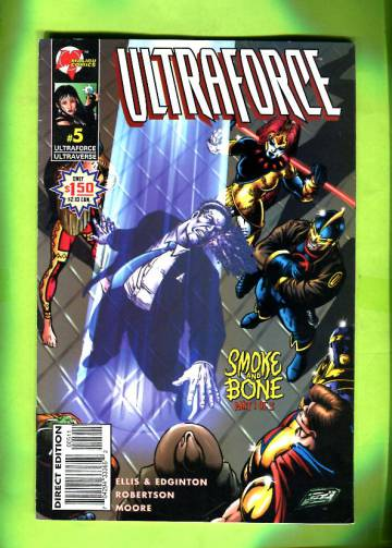 Ultraforce Vol 2 #5 Feb 96