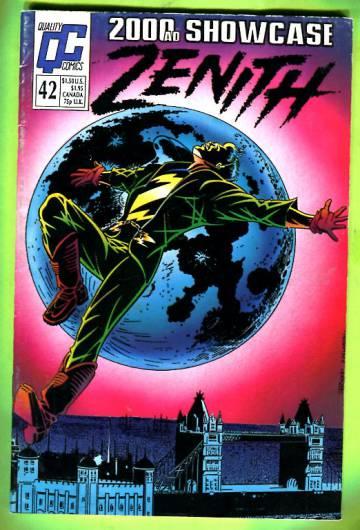 2000 AD Showcase: Zenith #42