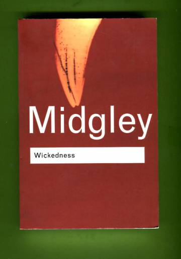 Wickedness - A Philosophical Essay