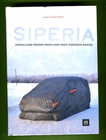 Siperia - Suomalaisen perheen ihmeellinen vuosi ikiroudan maassa