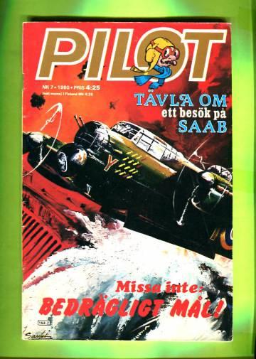 Pilot 7/80 (ruotsinkielinen)