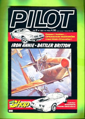 Pilot 9/81 (ruotsinkielinen)