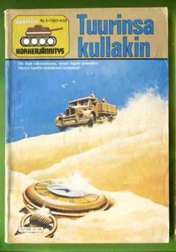 Aavikon Korkeajännitys 5/82 - Tuurinsa kullakin