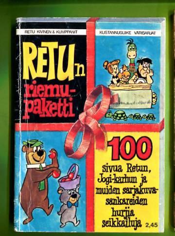 Retu Kivinen & kumppanit - Retun riemupaketti