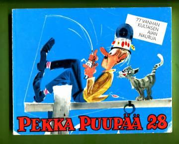 Pekka Puupää 28