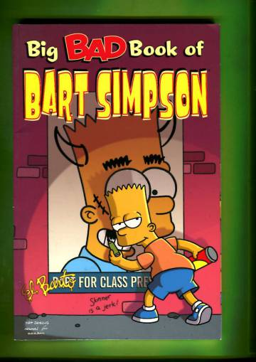 Big Bad Book of Bart Simpson