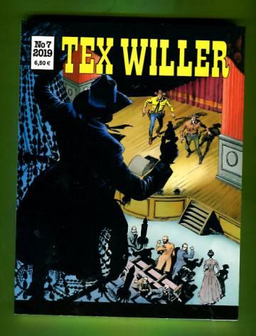 Tex Willer 7/19