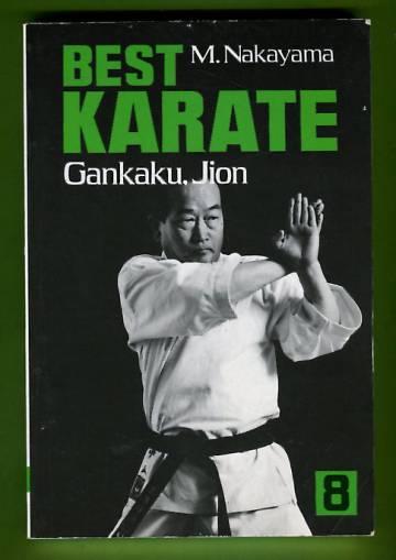 Best Karate 8 - Gankaku, Jion